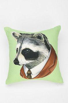 Berkley Illustration Delbert Pillow