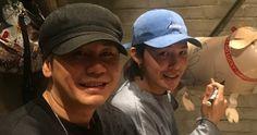 Yang Hyun Suk and G-Dragon grab dinner together
