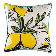 Lemon Delicious Cushion 50x50cm