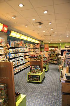 Spielaxie Altmarkt Galerie Obergeschoss Lego Abteilung Geschoss Geschafte Abteilung