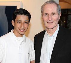Dr. Reinisch with Diego Neumaier Ortiz