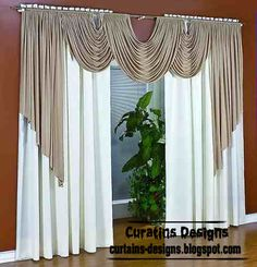designer window treatments - Google Search
