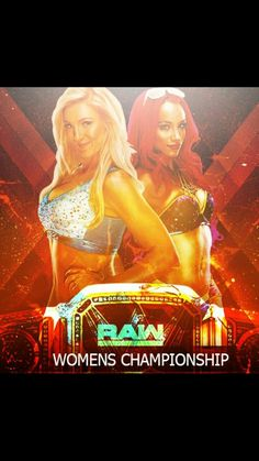 RAW Womens Champion The Queen Charlotte Flair vs The BO$$ Sasha Banks for the Women's Championship in the main event of RAW! The women are taking over
