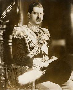 King Carol of Roumania