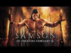 From the creators of GOD'S NOT DEAD comes SAMSON, an action-packed biblical epic starring Billy Zane, Golden Globe winner Rutger Hauer & Jackson Rathbone. Hindi Movies, New Movies, Movies Online, Movies Free, Watch Movies, Billy Zane, Free Movie Downloads, Hd Movies Download, English Drama Movies