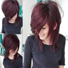 Hair Cutting Style how to style emo hair without cutting it Medium Hair Cuts, Short Hair Cuts, Medium Hair Styles, Short Hair Styles, Haircut Medium, Emo Haircuts, Scene Haircuts, Frontal Hairstyles, Layered Hair
