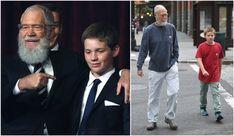 David Letterman's children - son Harry Joseph Letterman
