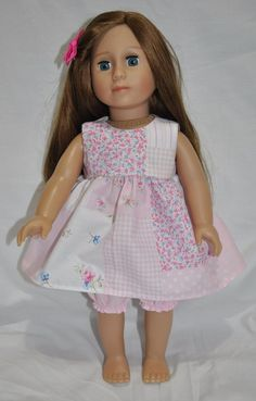 American Girl Doll Our Generation Journey Gotz 18  Doll Clothes Summer Outfit