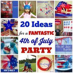 fun 4th of july birthday ideas