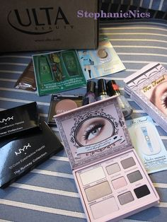Stephanie Nicole's Beauty Blog :: Nails, Makeup, Hair, Body, Clothes, Pretty Things: [Haul] Ulta