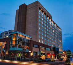 JW Marriott Denver | Denver Cherry Creek Hotels