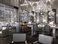 The World's First Baccarat Hotel Is The Epitome Of Opulence  - Veranda.com