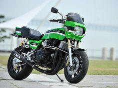 カワサキ Z1100GP バイク壁紙集
