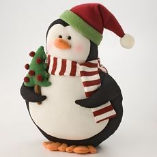 Penguin with tree