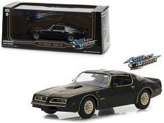 `79 Pontiac Firebird T//A Silver 1979 *** Greenlight Anniversary 1:64 OVP