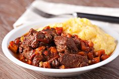 Cinghiale in Dolceforte (Tuscan Wild Boar Stew ) - Traditional Tuscan wild boar stewed in a rich chocolate sauce Wild Boar Recipes, Wild Game Recipes, Meat Recipes, Cooking Recipes, Pasta Sauce, Dried Prunes, Pork Dishes, Italian Recipes, Stew