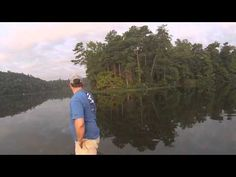 """Catfishing"" on the Warrior River - YouTube"