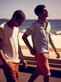 Scotch and Soda, simple shirt style