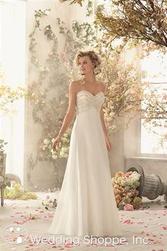 Bridal Gowns Voyage by Mori Lee 6776 Bridal Gown Image 1