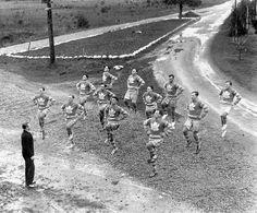 Training camp 1928