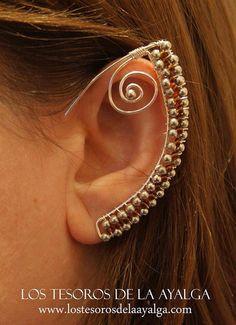 elven ear • elvish earring • earwrap