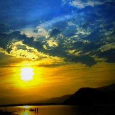 Carmel Cove, Shuswap Lake BC Dream Life, Around The Worlds, Mountain, Canada, Sky, Spaces, Sunset, Photos, Travel