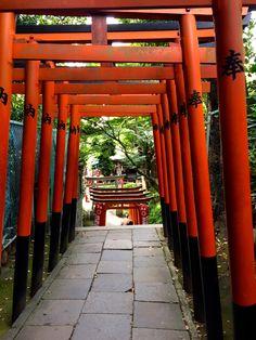 Kaneiji Temple, Ueno Park, Tokyo, Japan