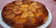 Izvrnuta pita od jabuka/ krušaka/ bresaka — Coolinarika