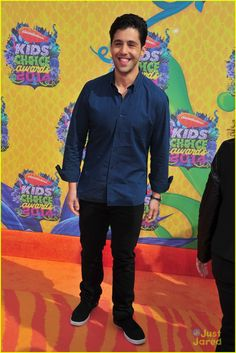 Josh Peck - Kids Choice Awards 2014