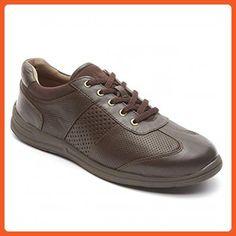 Divaz Damen Levato Brogue Schuhe Perforation (37 EU) (Schwarz) 0tHa5Jx17