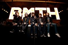 Bring me the Horizon!!!!