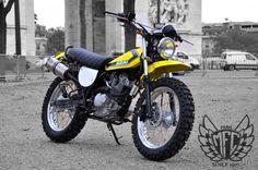 1 SUZUKI VANVAN VAN-VAN TM125 MFC Design - Préparation motos, peinture, design…