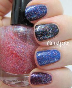 the best glitter EVER ??  http://thecrumpet.blogspot.co.uk/2012/05/independents-week-red-carpet-lacquer-oz.html