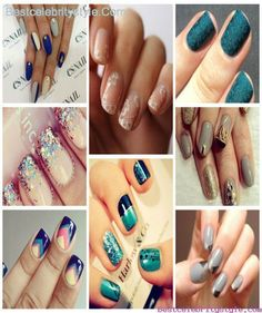 Awesome 13 Terrific Tiger Striped Nail Designs Best Celebrity