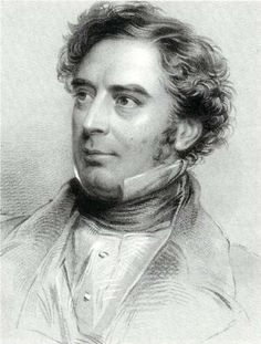 Robert Stephenson (son of George), railway and civil engineer (designer of 'The Rocket'), from Willington Quay.