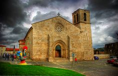 Igreja Matriz-Barcelos - PORTUGAL