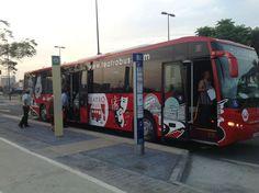 Teatro Bus en Málaga