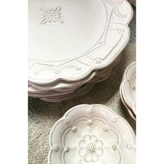 these dishes. Made of durable stoneware ceramic in Portugal, they are dishwasher, freezer, oven and microwave safe. But it's that detailing that makes them irresistible. #stoneware #dinnerware #portugal #glazedstoneware #portuguese #ceramics #jardin #detail #dinnerparty