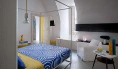 Отель Capri Suite в бывшем монастыре на острове Капри, Италия