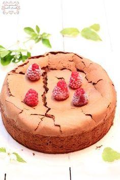 Gâteau au chocolat Bellevue de Christophe Felder   sans beurre © Les Gourmands {disent} d'Armelle