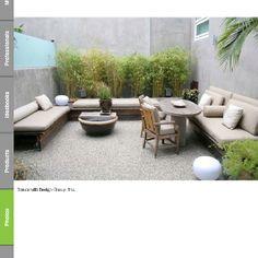 a unique theme for modern outdoor patio decor ideas 25 Best Modern Outdoor Design Ideas Modern Patio Design, Small Patio Design, Modern Backyard, Modern Courtyard, Garden Design, Modern Deck, Home Modern, Rustic Backyard, Backyard Designs