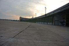 Tempelhof airport - Berlin