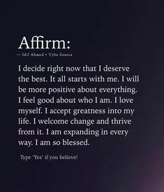 How To Believe In Yourself Using Positive Thinking Positive Affirmations Quotes, Self Love Affirmations, Morning Affirmations, Law Of Attraction Affirmations, Affirmation Quotes, Quotes About Staying Positive, Staying Positive Quotes, Manifestation Law Of Attraction, Money Affirmations