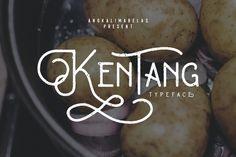 Kentang by Angkalimabelas on @creativemarket