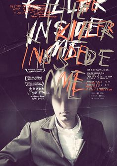 The Killer Inside Me – Poster concept by Heath Killen