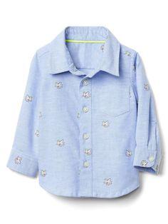 b81ebdb080b2 babyGap | Disney Baby Dumbo oxford gömlek Kids Wear, Children Wear, Baby  Dumbo,