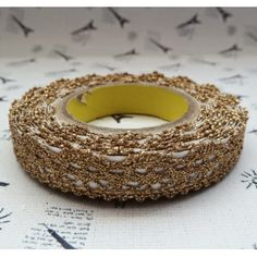Lace Tape - Gold