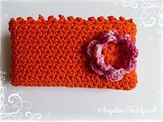 Taschentüchertasche  ♥ SOMMER ♥ von Angelas Teddywelt  auf DaWanda.com
