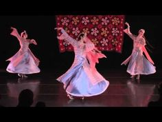 Shabe Eshgh by Nomad Dancers - Persian dance - YouTube