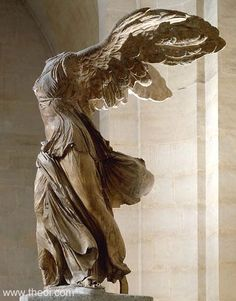Greek Goddess of Victory, Nike by Mahealani Palepale Wing Victory of Samothrace, also identified as the Goddess of Victory, Nike, was discovered by Charles Champoiseau in 1863 on a small island of …